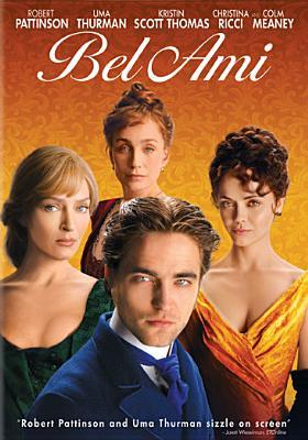 BEL AMI BY PATTINSON,ROBERT (DVD)